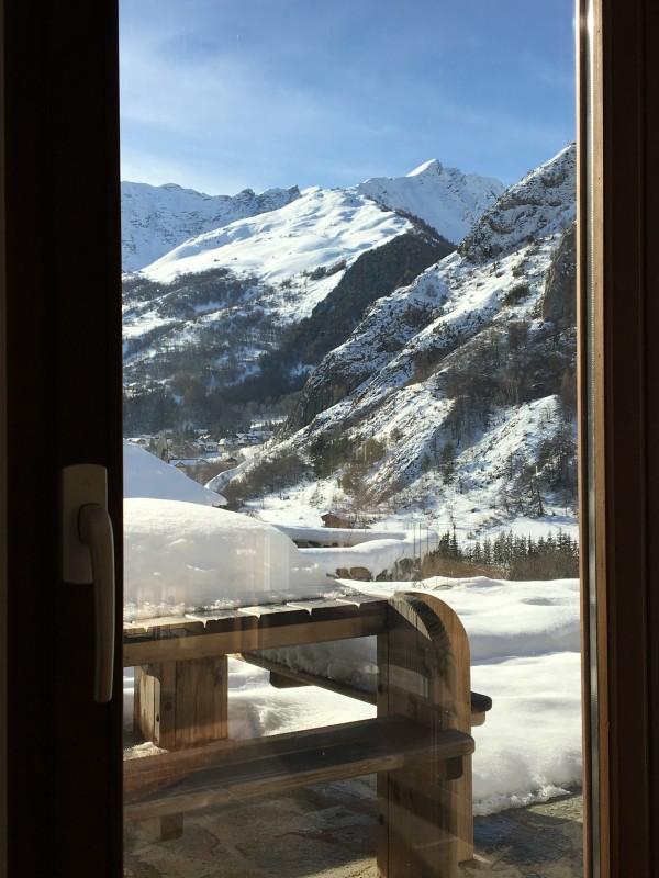 Vue hiver - Terrasses des Choseaux B6 - Valloire